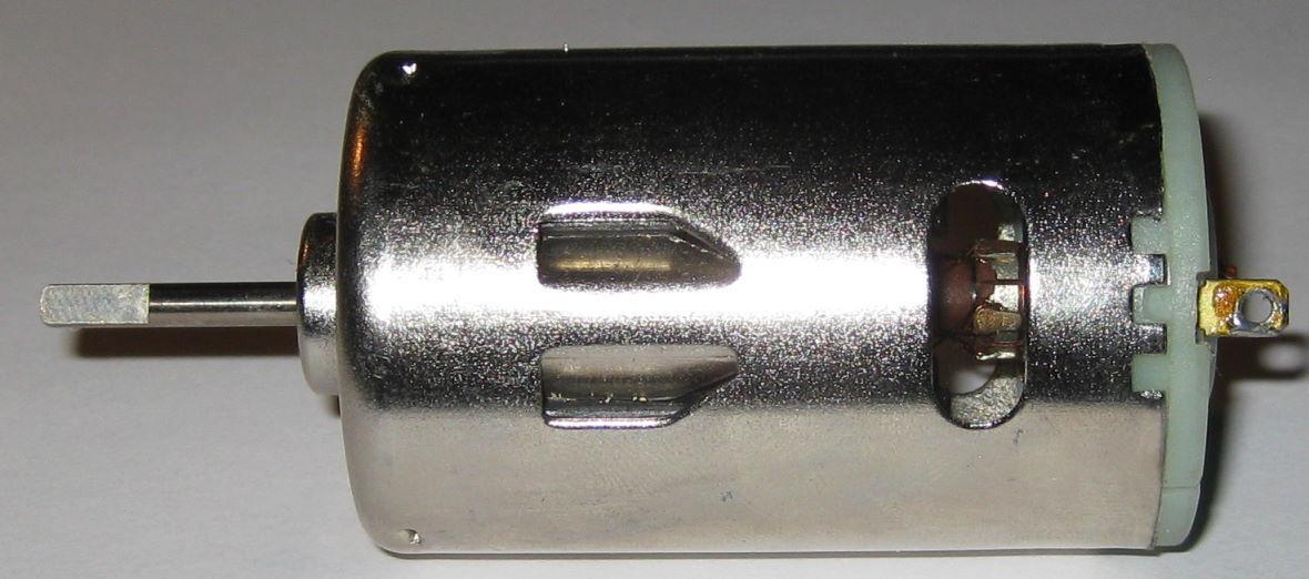 Rs555 Dc Hobby Motor 12 V 4000 Rpm High Torque Rs
