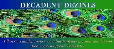 Decadent Dezines