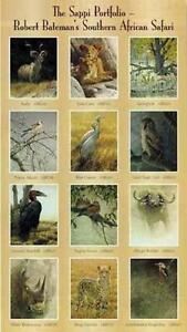 ROBERT BATEMAN - SAPPI PORTFOLIO LIMITED EDITION PRINTS