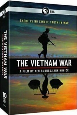 Vietnam War: A Film By Ken Burns & Lynn Novick DVD