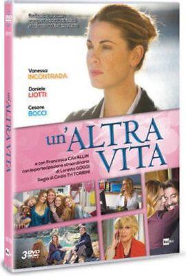 Dvd Un'altra Vita (2014) (3 Dvd) - Vanessa Incontrada - Serie Tv