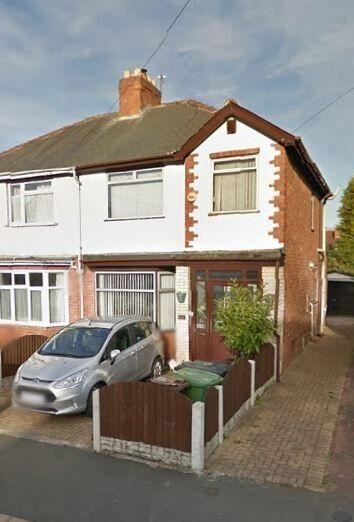 **3/4 bedroom house for rent in Wolverhampton**