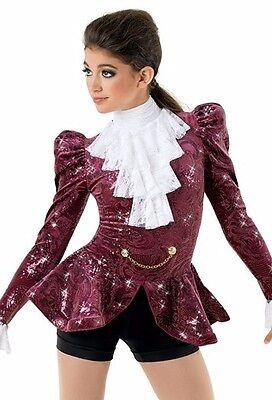 Weissman Purple Rain Dance Costume - With Headpiece -  Adult Small