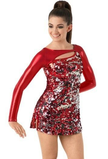 Balera Ballet/Dance/Ice Skate/Competition/Lyrical Costume Adult Medium - $39.99