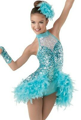 Ice skating dress Competition Figure Skating Twirling Costume adult  child - Twirl Costumes