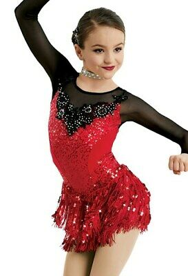 NEW FIGURE ICE SKATING BATON TWIRLING DRESS COSTUME DANCE COMPETITION SHOW - Twirl Costumes