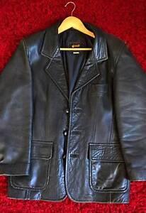 Black leather jacket Sumner Brisbane South West Preview
