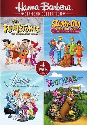 Hanna-Barbera Diamond Collection (DVD,2018) ()