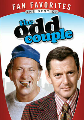 Fan Favorites: The Best of The Odd Couple (DVD,2012)](Best Couples Movie)