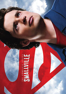 Smallville: The Complete Series (DVD,2011)