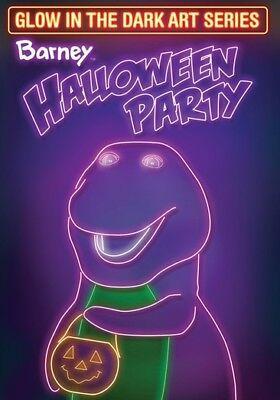 Barney: Halloween Party (DVD,1998)