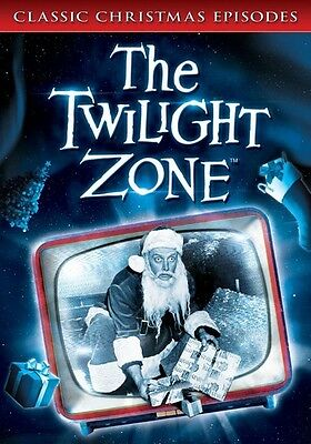 The Twilight Zone: Classic Christmas Episodes (DVD,2014) ()