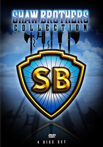 The Shaw Brothers Collection (DVD, 2009,...