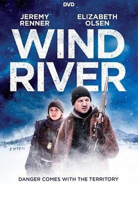 Wind River (DVD,2017)