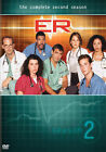 ER - The Complete Second Season (DVD, 2004, 4-Disc Set)