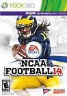 NCAA Football 14 Microsoft Xbox 360 Video Games