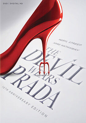 The Devil Wears Prada (DVD,2006)