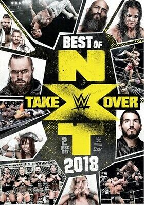 WWE: The Best of NXT Takeover 2018