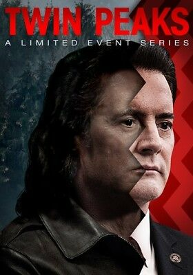 Twin Peaks  The Limited Event Series  Dvd 2017