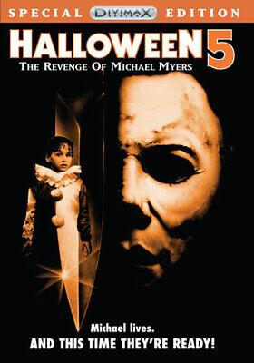 Halloween 5: The Revenge Of Michael Myers - Halloween 5 Dvd