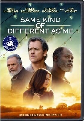 Same Kind Of Different As Me  Dvd 2017