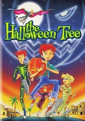 The Halloween Tree (DVD,1993) - Halloween Tree Dvd