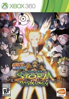 Naruto Shippuden: Ultimate Ninja Storm Revolution (Xbox 360) comprar usado  Enviando para Brazil