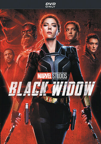 BLACK WIDOW (DVD 2021) ACTION