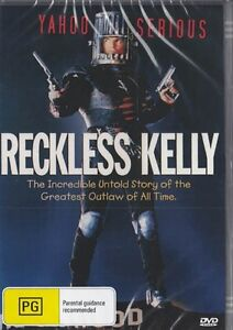 RECKLESS-KELLY-DVD-1993-New-Sealed-ALL-Region-Yahoo-Serious-Ned-Comedy