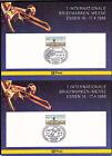 Automatenbriefmarken aus Berlin