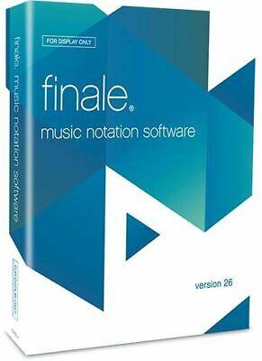 NEW Make Music Finale 26 Music Notation WIN/MAC
