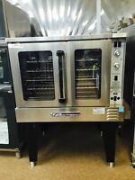 GAZ FOUR A CONVECTION * U.S.A * CONVECTION OVEN GAS