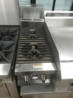 POELE 2 RONDS A GAZ - NEUF/NEW - DOUBLE GAS BURNER HOT PLATE