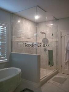 Custom Glass Showers - Bozic Glass