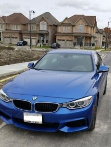 2016 BMW 435XI Lease Takeover