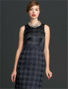 Banana Republic Houndstooth Dress NWT Limited Edition