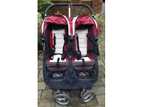 Baby Jogger City Double Pushchair