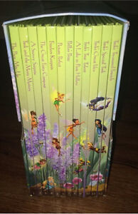 Disney Faeries story 12 book library.  Stratford Kitchener Area image 2