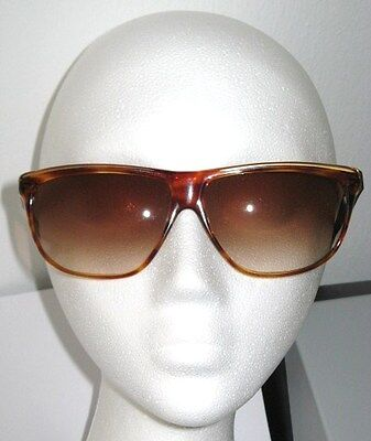 SOLARGENICS SUNGLASSES BROWN GOLD MADE IN ITALY (Solargenics Sunglasses)