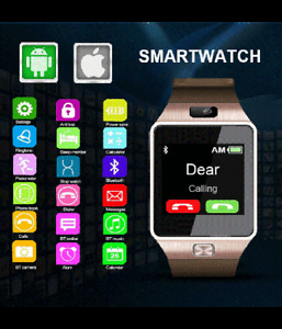 Smart Watch dz09 Phone Watch HD Screen Support SIM Card Android