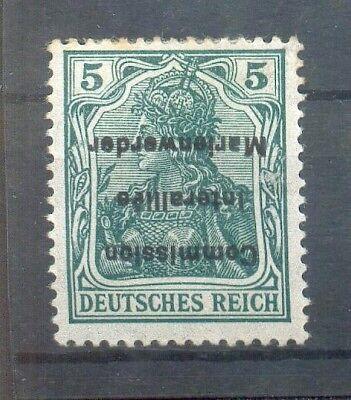 Marienwerder 15K KOPFSTEHER*+gepr. 150EUR (X4485