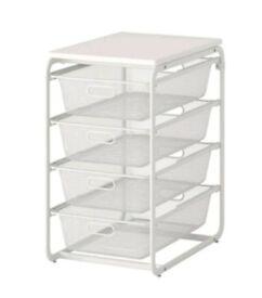 Ikea Algot Drawer Set