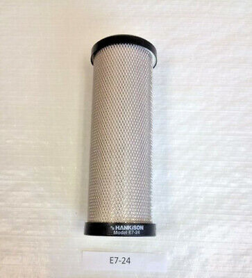 E9-24 Replacement Filter Element for Hankison HF9-24-6-DGL 5 PPM Oil Removal Efficiency 5 Micron Particulate