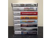 Gameboy Advance Games DS Games