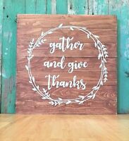 "Custom hand-painted wood signs by ""hearts & hooks"""