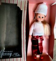 "8"" SWEET GINNY DOLL 301933,PLAID PANTS,SWEATER,BOX 1978"