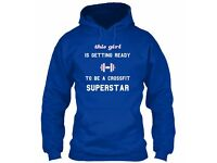 Limited Edition Crossfit Women's Hoodie