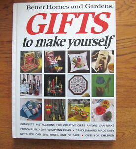 == GIFTS to MAKE YOURSELF ==