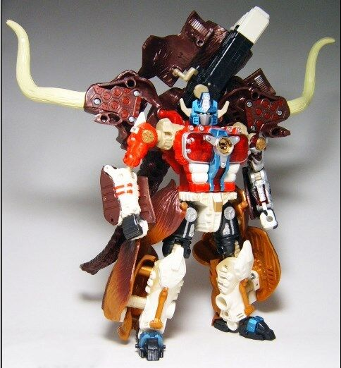 Takara Transformers TFE BW Beast Wars Mammoth Optimus Prime Big Convoy in stock