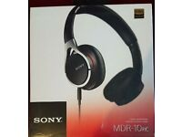Sony MDR-10RC Hi-Res audio stereo headphones